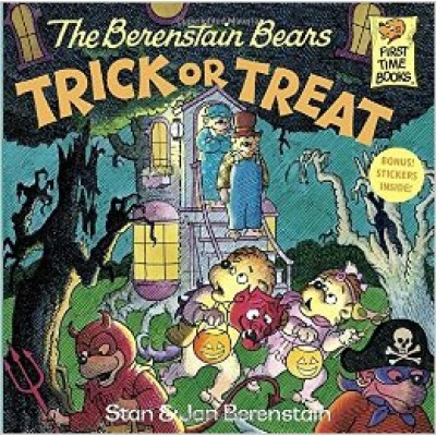 The Berenstain Bears Trick or Treat (First Time Books) (Paperback)